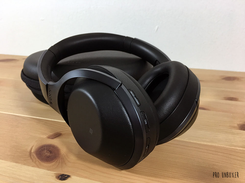 Sony MDR-1000X Headphone Design